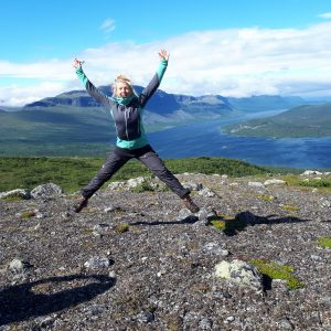 livskraft yoga andning vandring